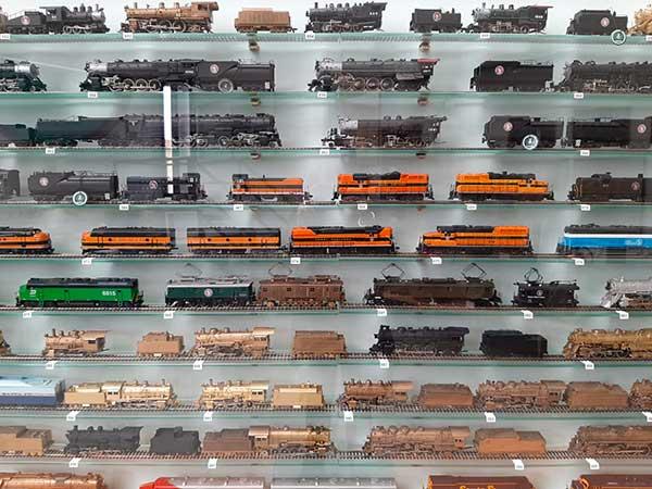 modellini treni