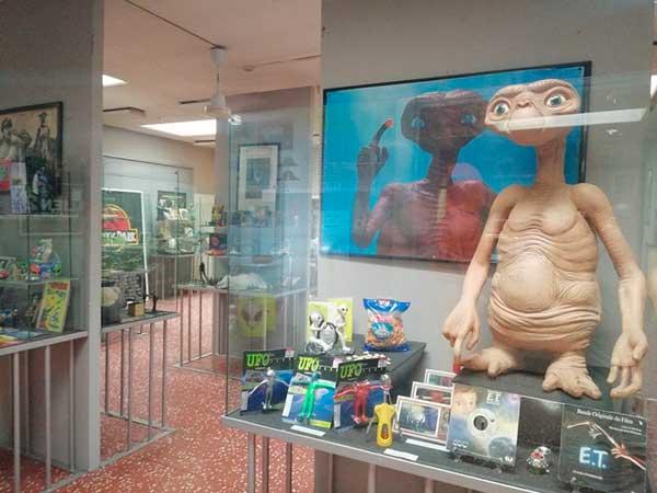 Mufant museolab del fantastico e della fantascienza
