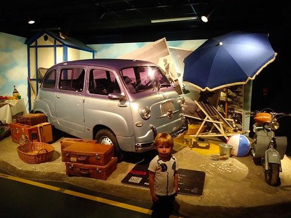 bambiono museo auto torino