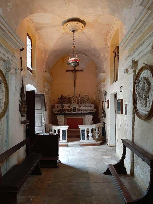 cappella Castello di Monteu Roero