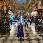 bambino a palazzo reale torino