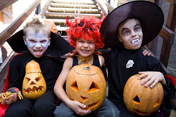 festa halloween bambini piemonte