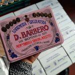 scatola di torrone artigianale di Davide Barbero