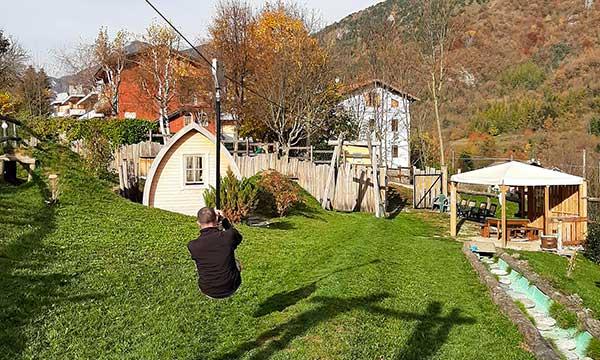 galibu parco giochi trattoria l'aquila nera