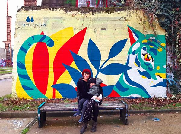 Tour nella street art a Torino per tutta la famiglia