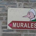 vernate murales indicazioni