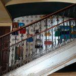 Viadellafucina16, il condominio museo a Torino
