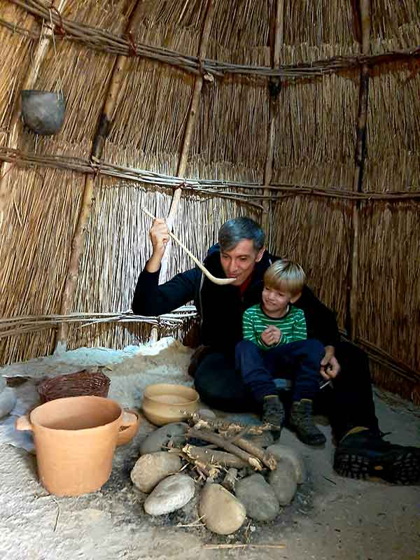 museo laboratorio della preistoria di Vaie